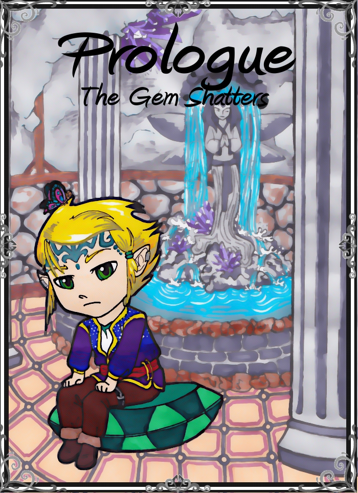 The Dragon Realm Prologue: The Gem Shatters by LostSoul235