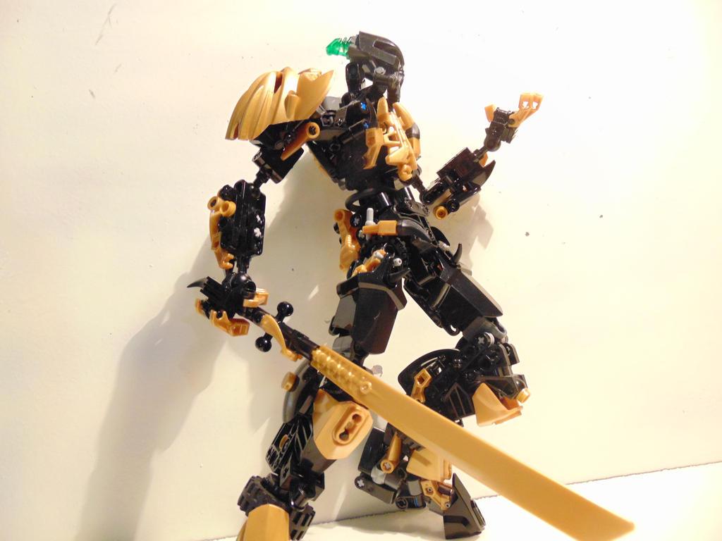 Dextros by LegoMetal44
