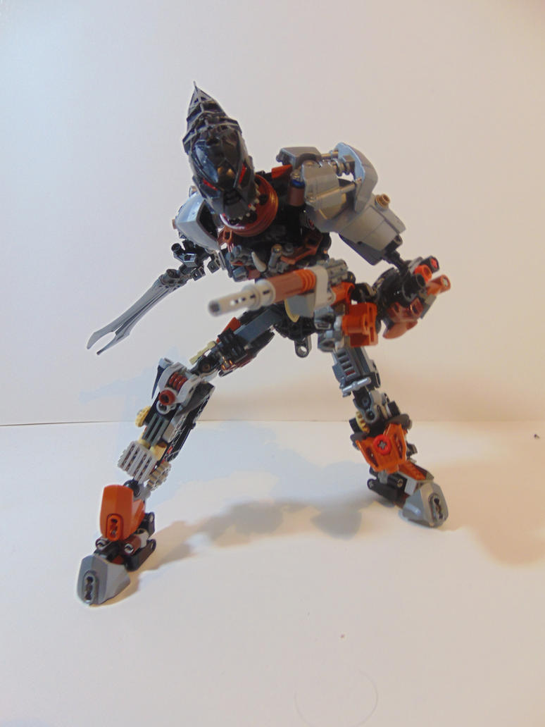 Jack by LegoMetal44