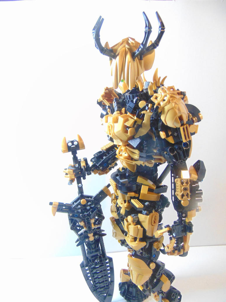 The Demon King by LegoMetal44