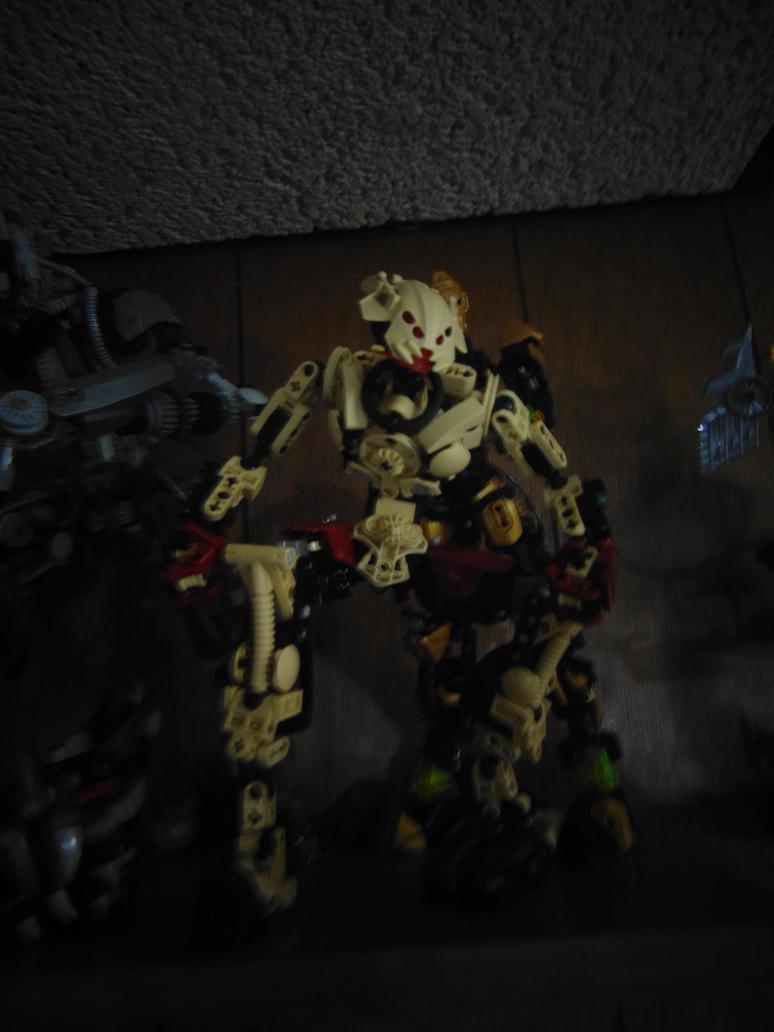 The Spirit Guard (wip) by LegoMetal44