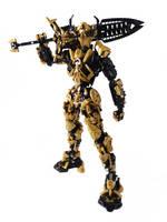 Makuta Lucifer: The Demon King by LegoMetal44