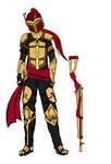 mandalorian pyrrha nikos oz comic-con version