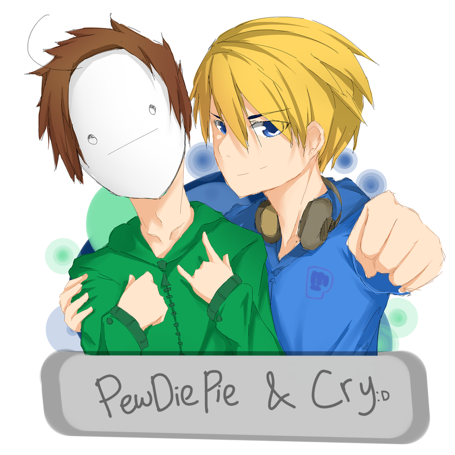 PewDieCry!!! by Yuzas