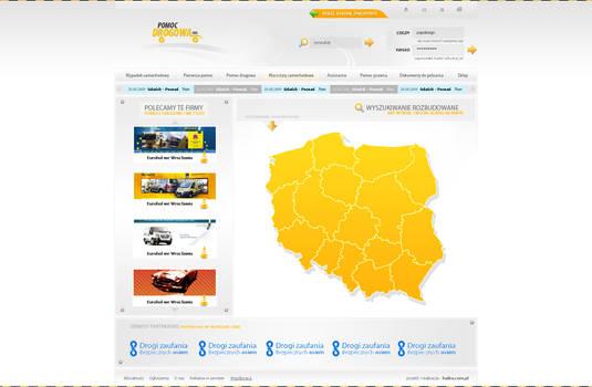 pomocdrogowa.org home site