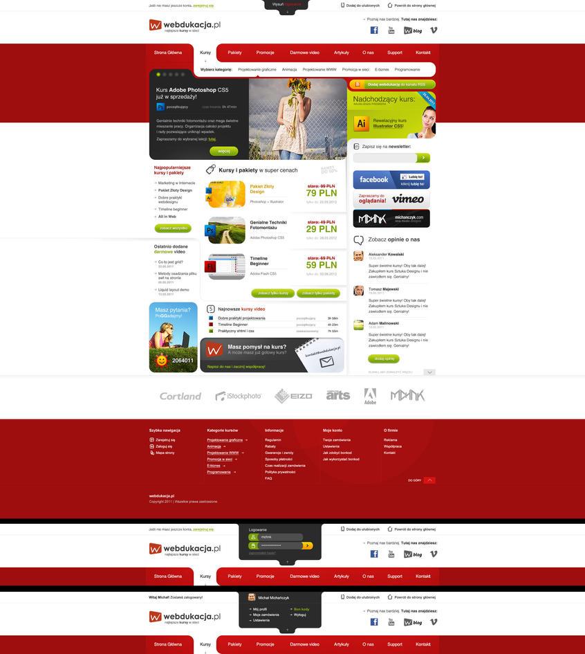 webdukacja.pl by PapciuZiom