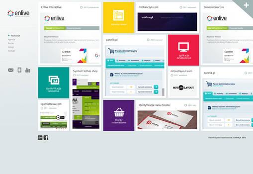 Enlive interactive agency