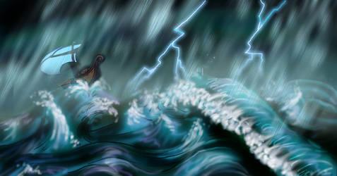 Ocean by acracium