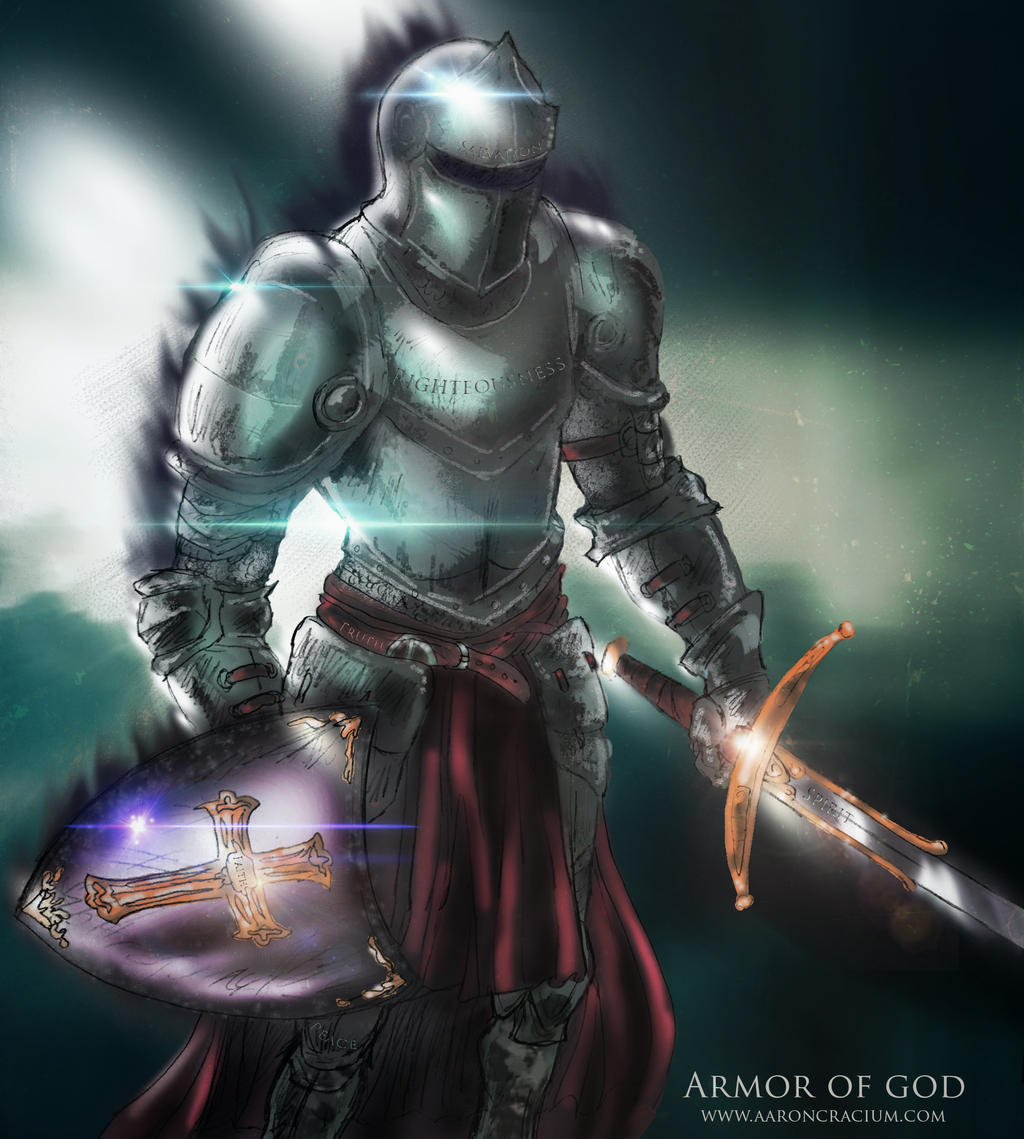 Armor of God by acracium