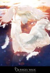 Angel Walk by acracium