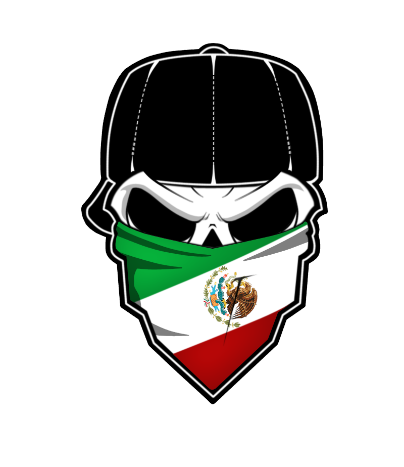 Mexico Bandana by changy123 on DeviantArt