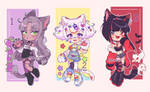 Zombimies Adoptable Auction (HOLD) 0/3