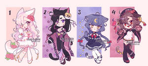 Zombimies Adoptable Auction (CLOSED)