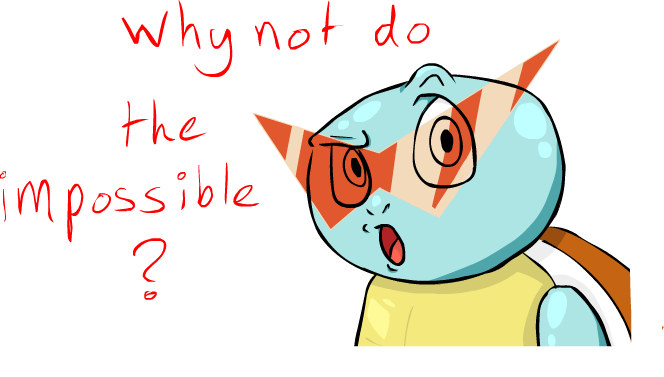 Kamina Squirtle Must Know by Weaponized-Wafflez on DeviantArt