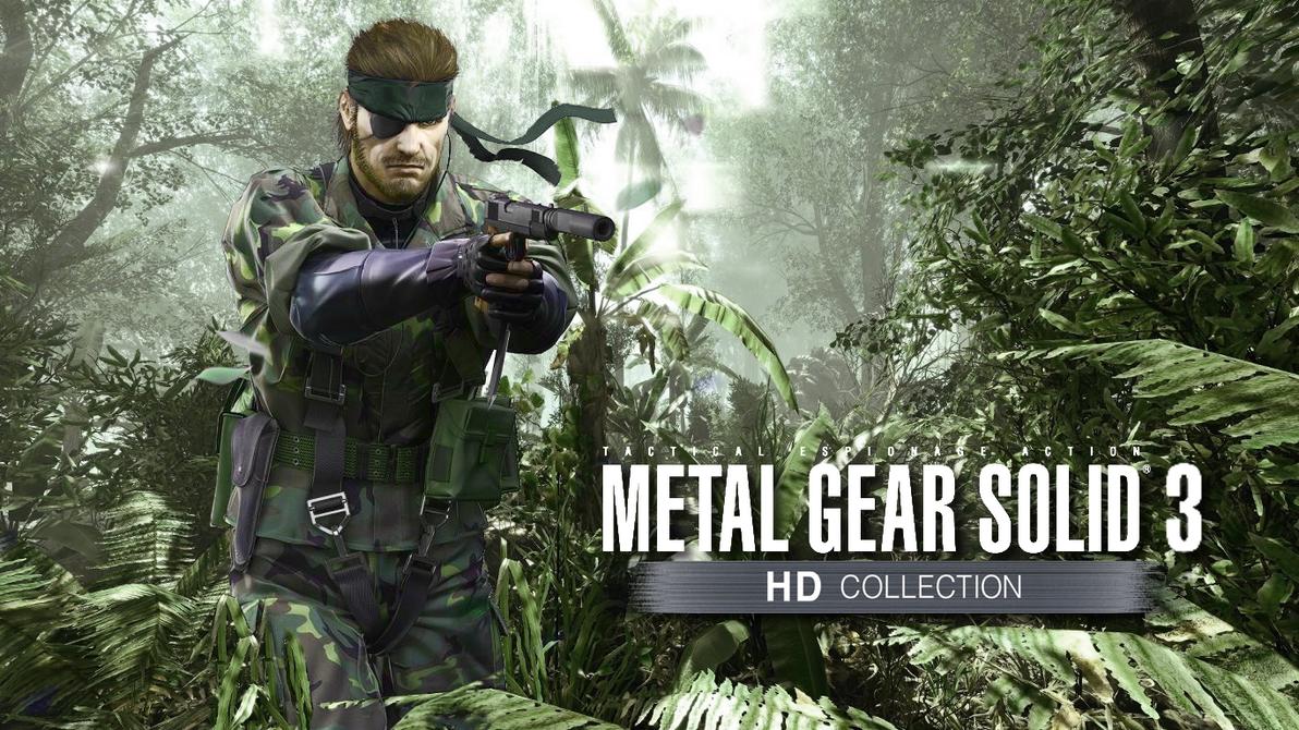 Metal Gear Solid 3 HD Wallpaper > Metal Gear Solid 3 Fondos 1366x768