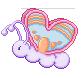 Butterfly Icon by NanoCharat