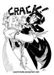 Family hug by ChaoticYume