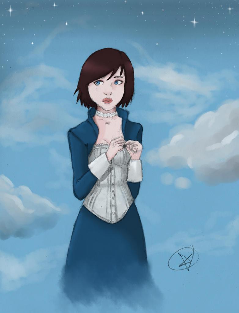 Bioshock Infinite - Elizabeth by ChibiLOL