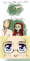 Hey there, little red riding hood p.3