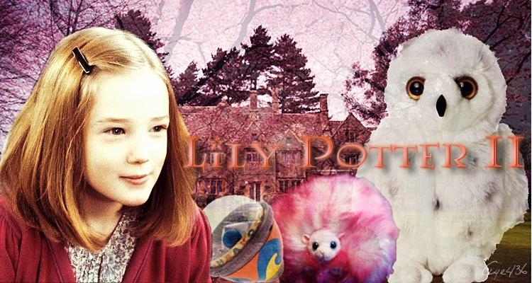 Harry potter lily luna potter