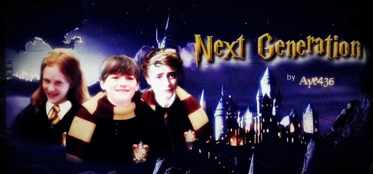 Harry Potter: Next Generation by Aye436 on DeviantArt