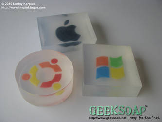 Operating System GEEKSOAP by pinktoque