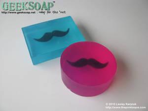 Mustache GEEKSOAP