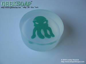 Cthulhu GEEKSOAP Geek Soap
