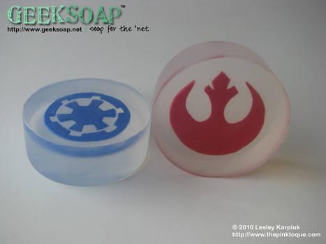 Star Wars GEEKSOAP Geek Soap