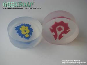 Warcraft GEEKSOAP Geek Soap