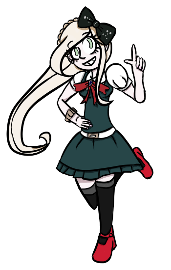 Sonia Nevermind by Rebecca-Bear7