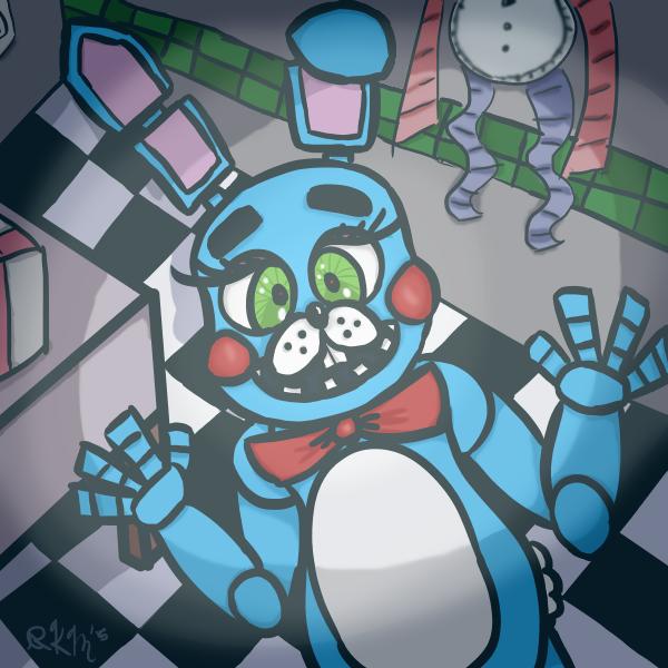 Toy Bonnie by Rebecca-Bear7