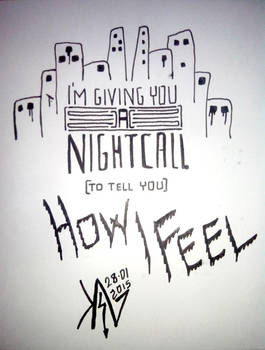 #8 [Nightcall]