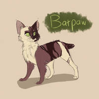Batpaw by Dragnohar