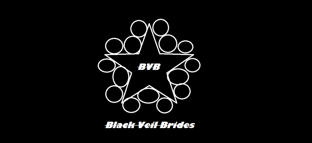 Black Veil Brides Logo By AnnahAnime