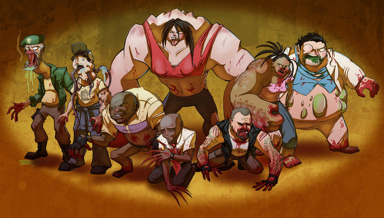 Left 4 Dead Favourites By Gr33nGiRl On DeviantArt