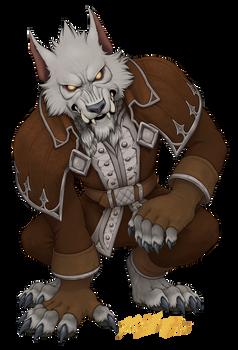 [COMM] Genn Greymane, but stronger