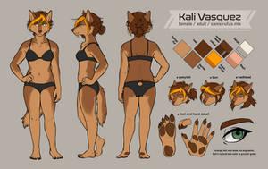 Kali Reference Sheet
