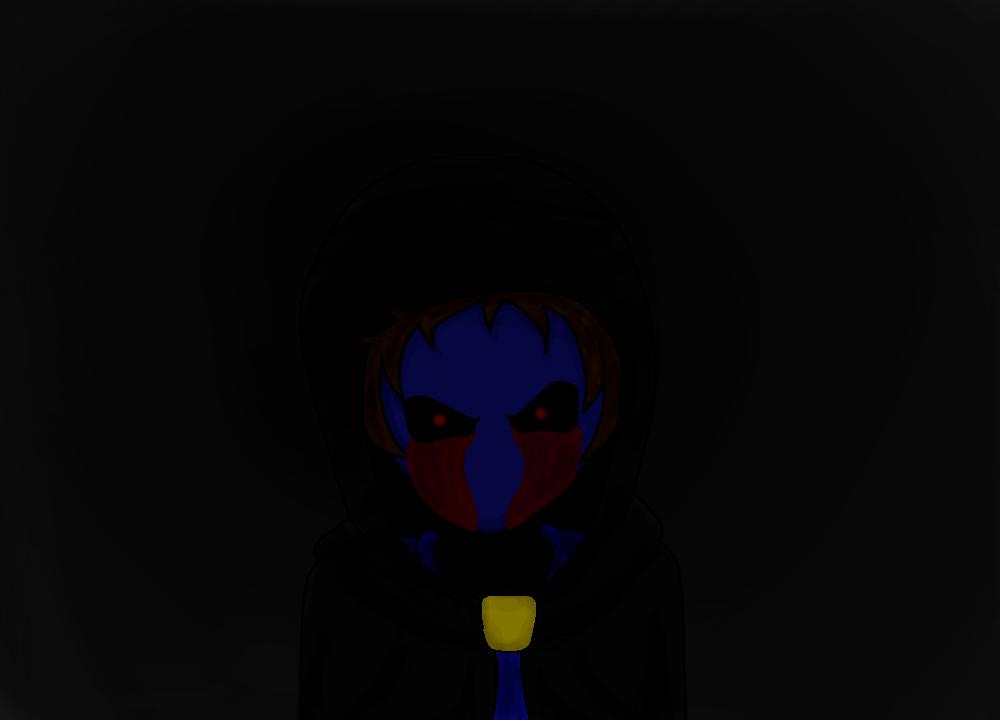 Dark Eyeless Jack by deidei5745