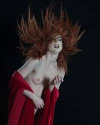 Hair Flip by BodyCultPhoto