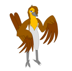 Avian form by Baumbs