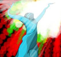 Reaching Up by JKBH