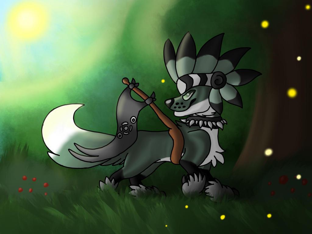 Animal jam- my fox by JAY-WlNG on DeviantArt