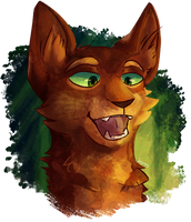 Firestar by JAY-WlNG