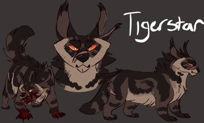 Tigerstar by JAY-WlNG