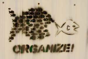ORGANIZE by mikebranski