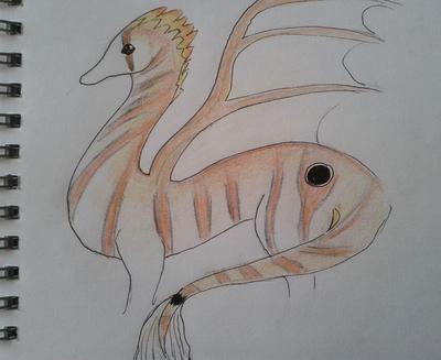 Tell me a dragon by Lingonrise