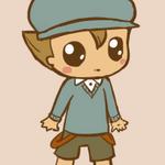 Animated chibi Luke by xlolfishx