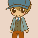 Animated chibi Legal by xlolfishx