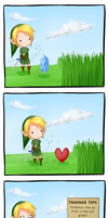 Cutting the grass by xlolfishx